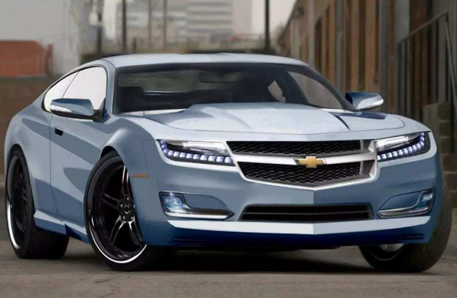 56 Best Review 2020 Chevrolet Chevelle Redesign and Concept with 2020 Chevrolet Chevelle