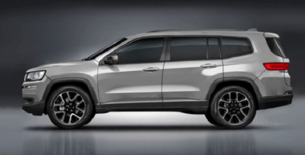 56 Best Review 2020 Jeep Grand Cherokee Redesign Exterior by 2020 Jeep Grand Cherokee Redesign