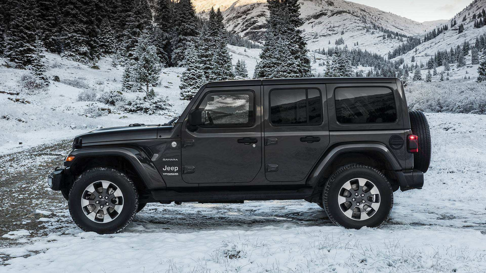 56 Best Review Jeep Wrangler 2020 Interior by Jeep Wrangler 2020