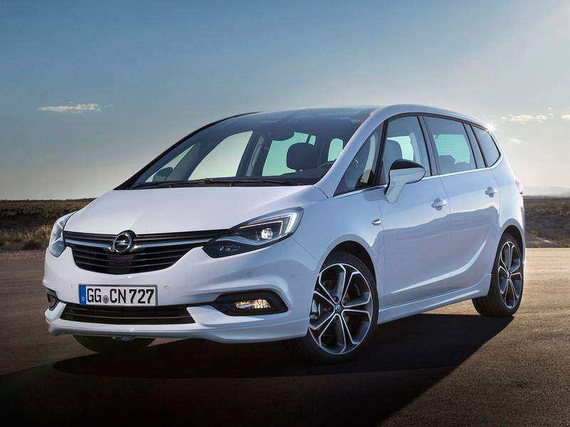 56 Best Review Opel Zafira 2019 Concept for Opel Zafira 2019