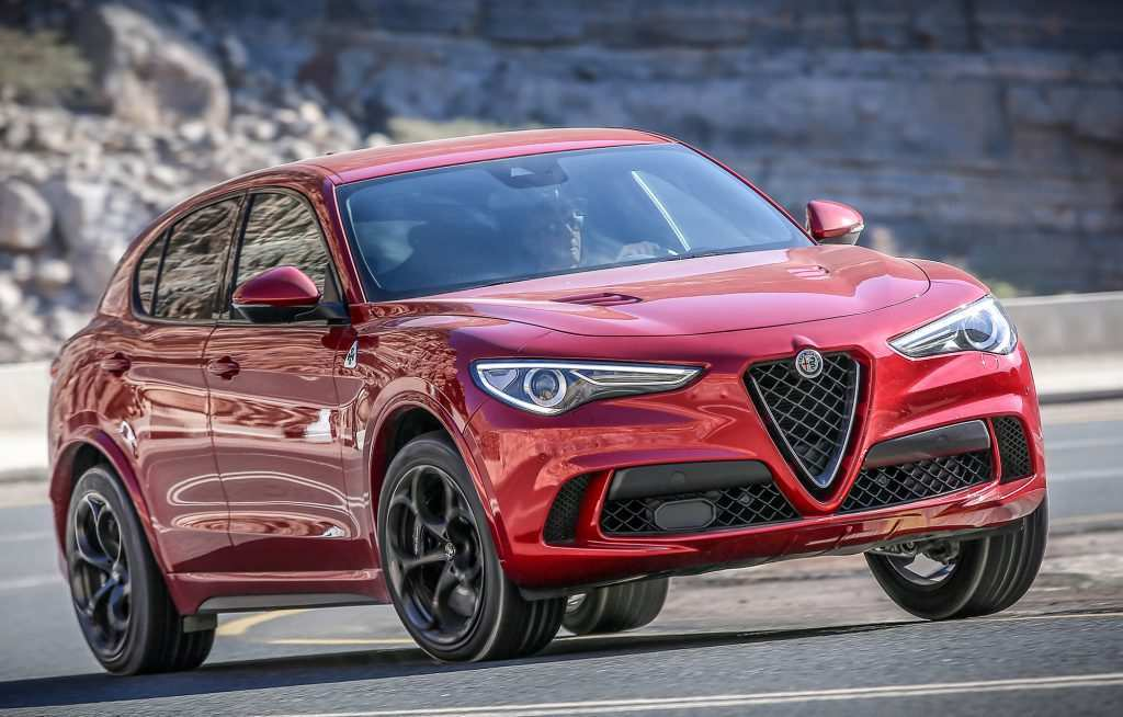 56 Concept of 2019 Alfa Romeo Redesign for 2019 Alfa Romeo