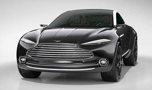 56 Concept of 2019 Aston Martin Suv Photos for 2019 Aston Martin Suv