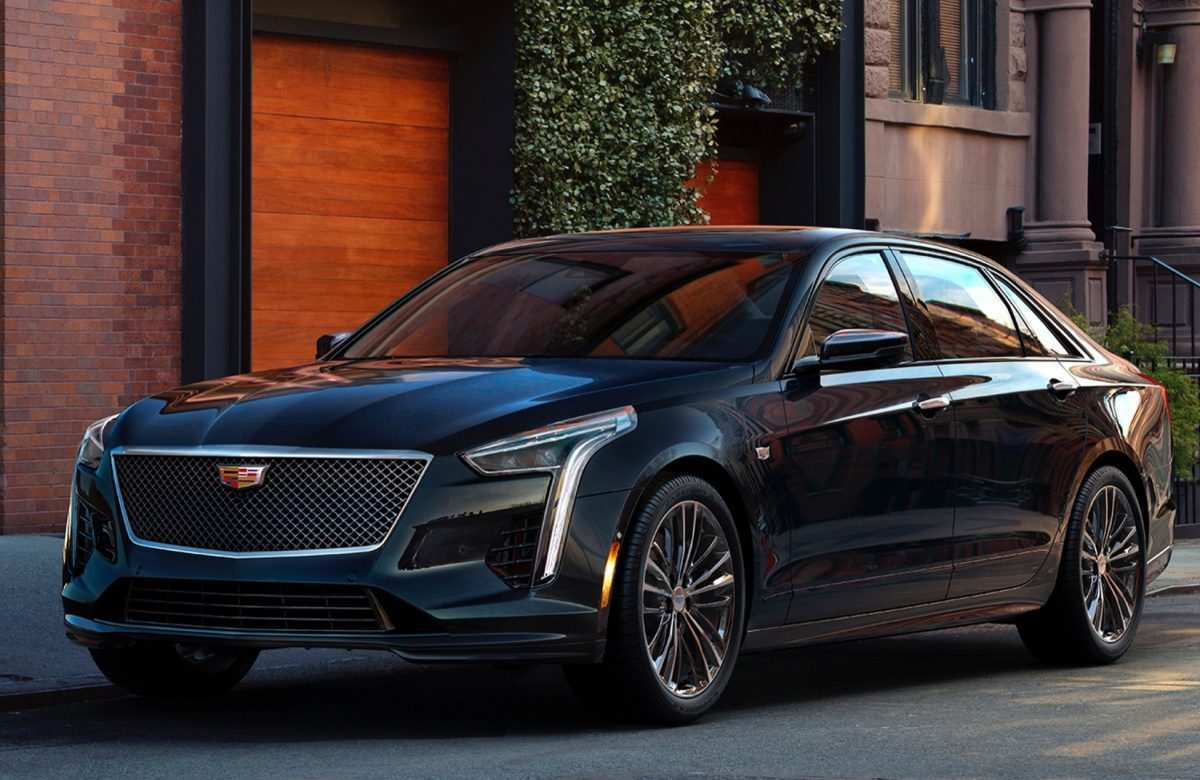 56 Concept of 2019 Cadillac Lineup Exterior and Interior by 2019 Cadillac Lineup