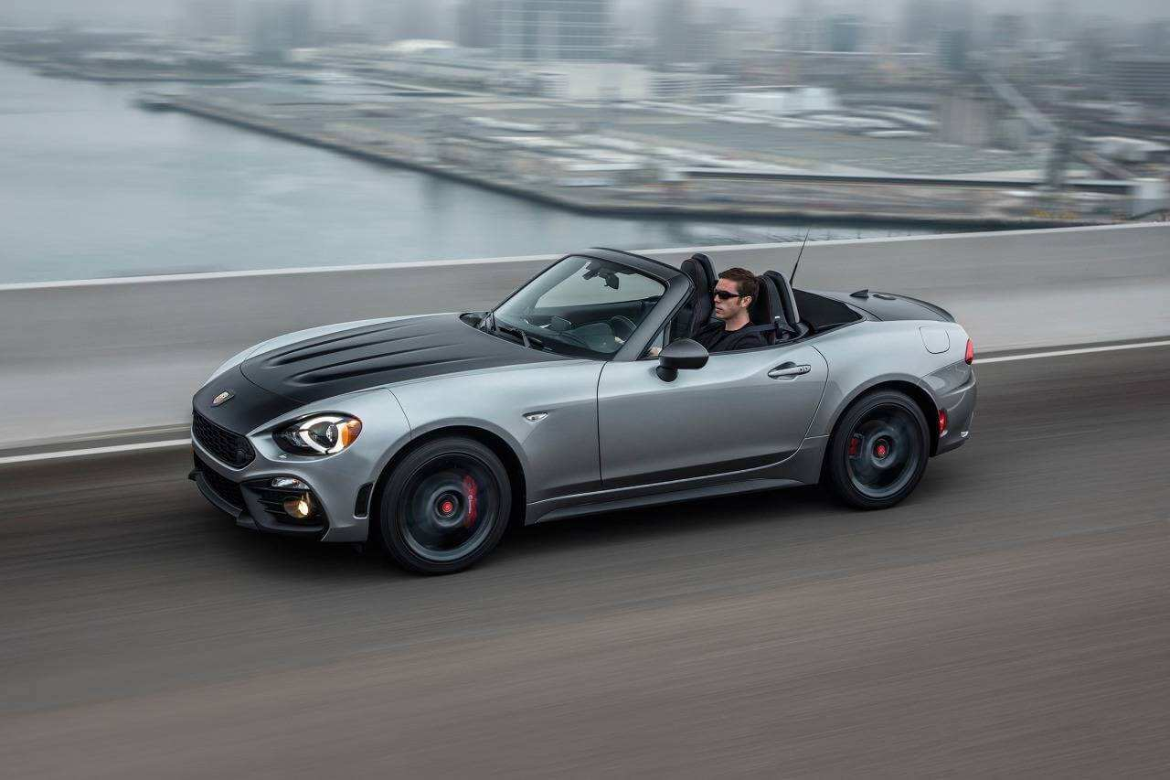 56 Concept of 2019 Fiat Convertible Research New with 2019 Fiat Convertible