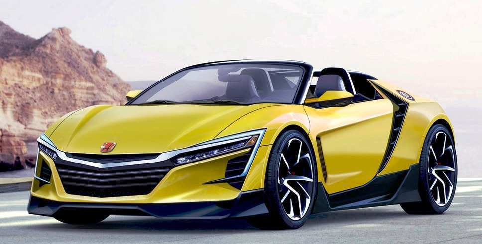 56 Concept of 2019 Honda Sports Car Price and Review by 2019 Honda Sports Car