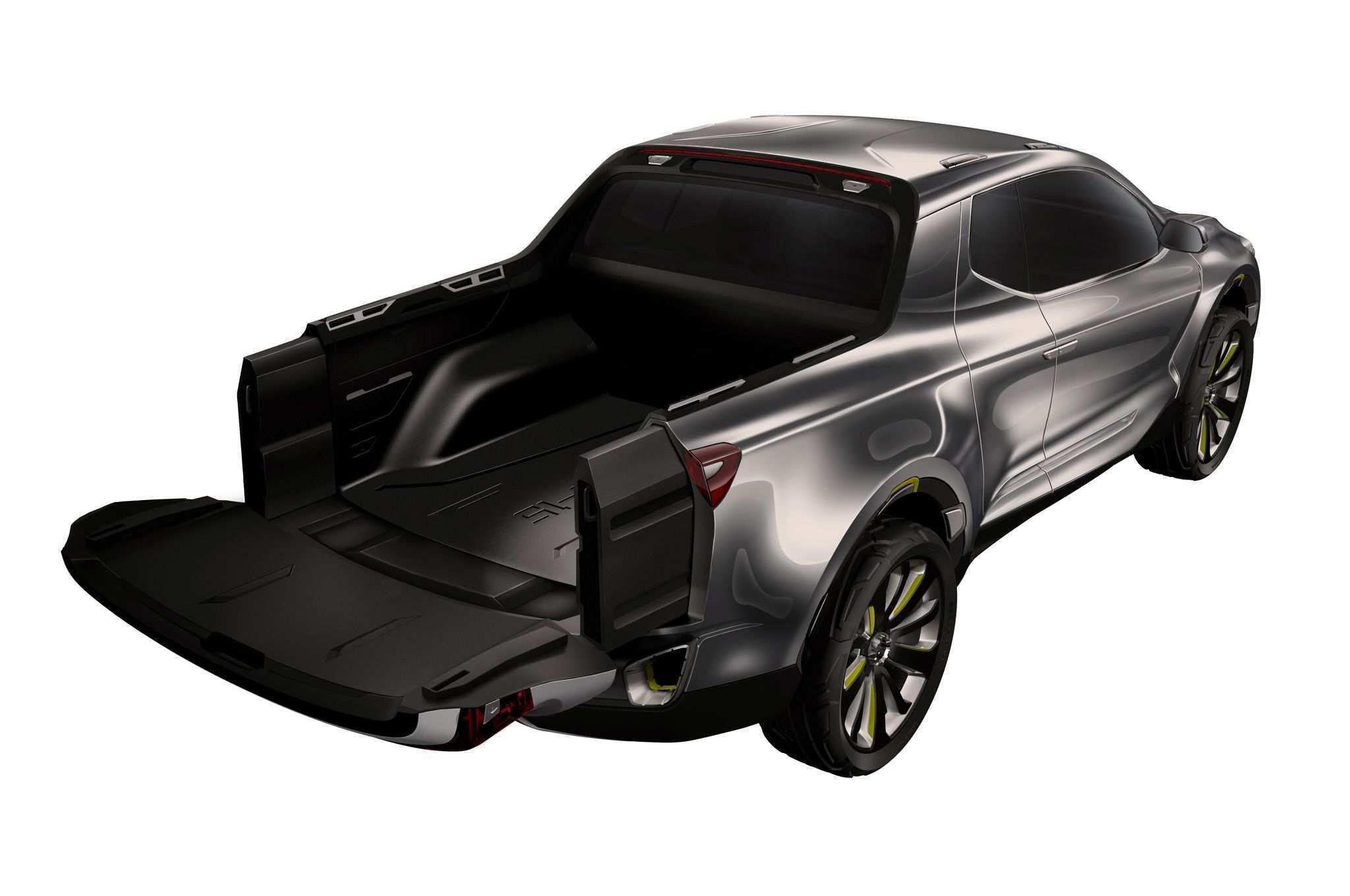 56 Concept of 2019 Hyundai Santa Cruz Pickup Exterior and Interior for 2019 Hyundai Santa Cruz Pickup