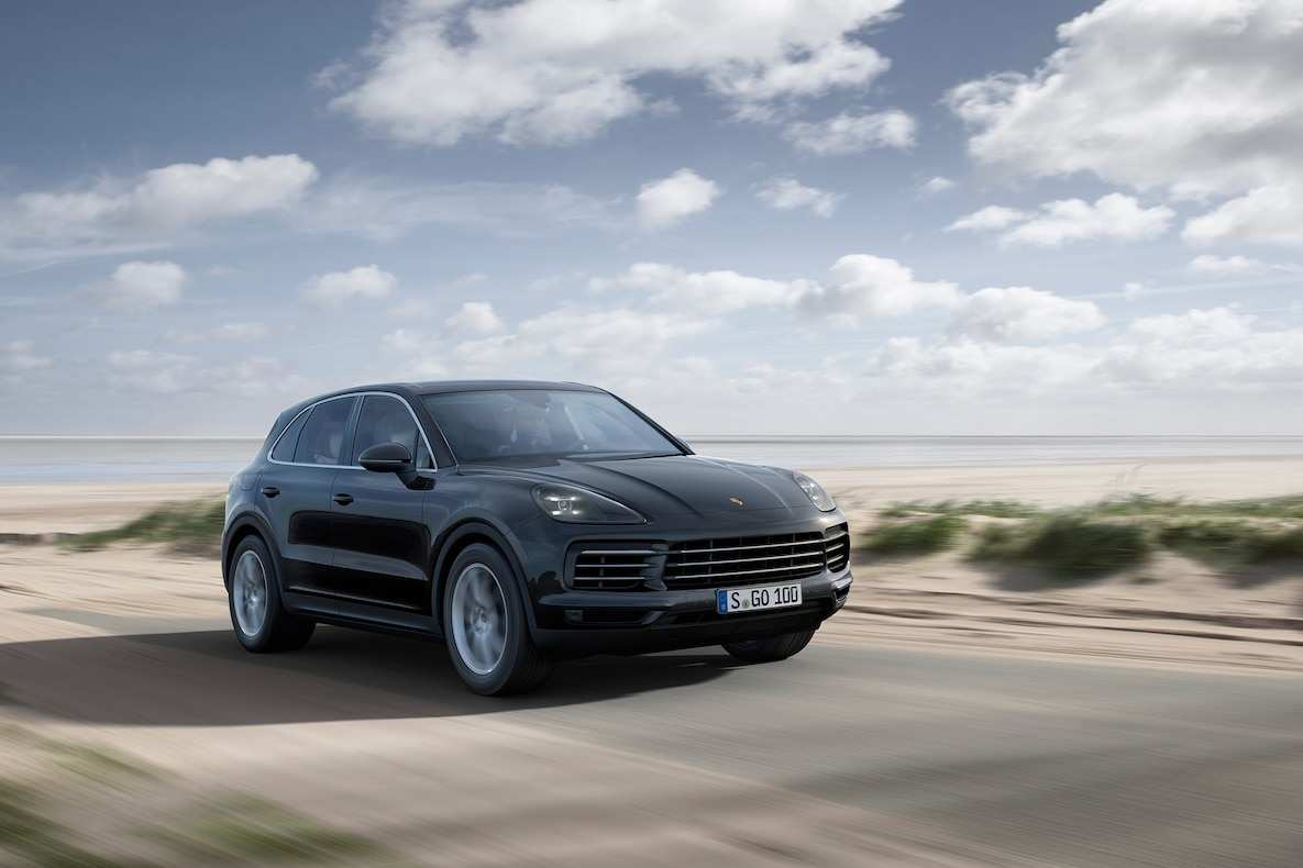 56 Concept of 2019 Porsche Cayenne First Look Redesign with 2019 Porsche Cayenne First Look