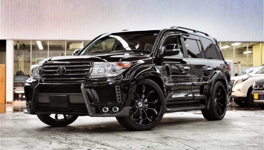 56 Concept of 2020 Toyota Land Cruiser 200 Model with 2020 Toyota Land Cruiser 200