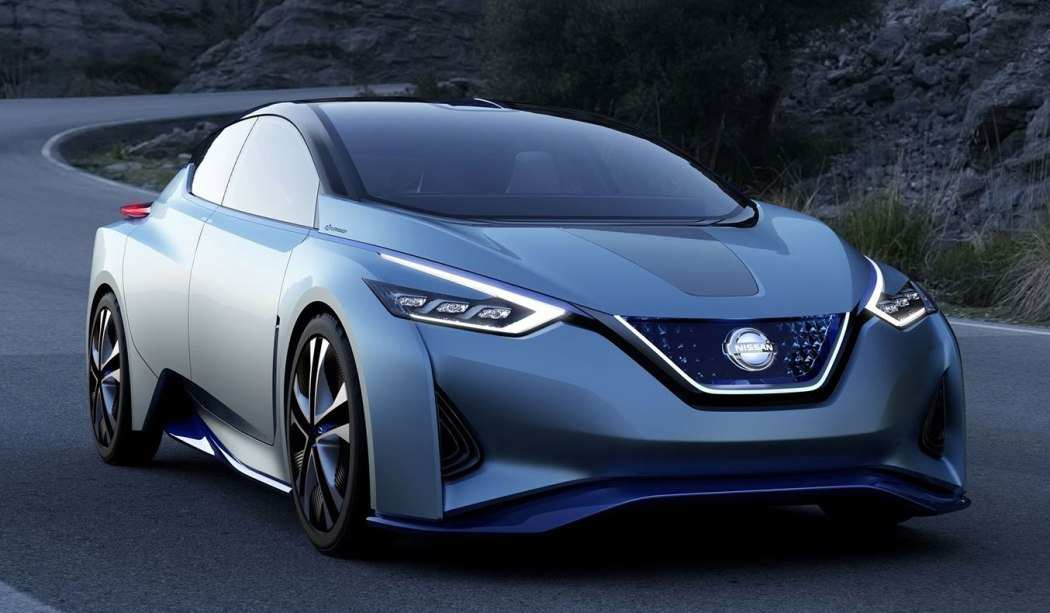 56 Concept of Nissan Autonomous 2020 Spy Shoot by Nissan Autonomous 2020