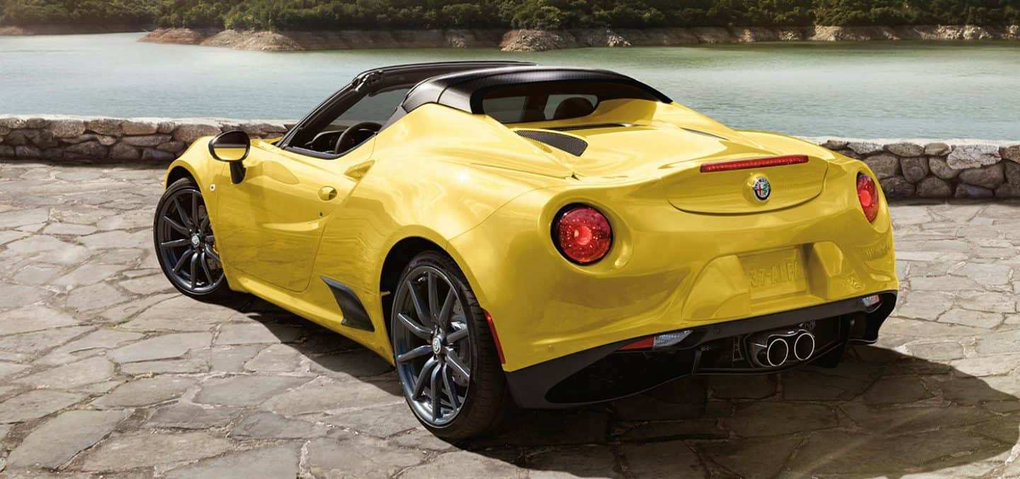 56 Gallery of 2019 Alfa Romeo 4C Price and Review for 2019 Alfa Romeo 4C