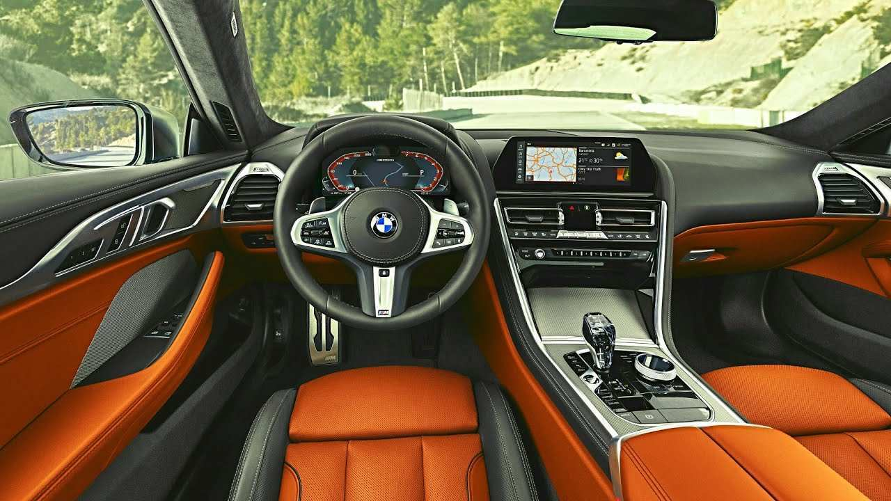 56 Gallery of 2019 Bmw 8 Series Interior Release with 2019 Bmw 8 Series Interior