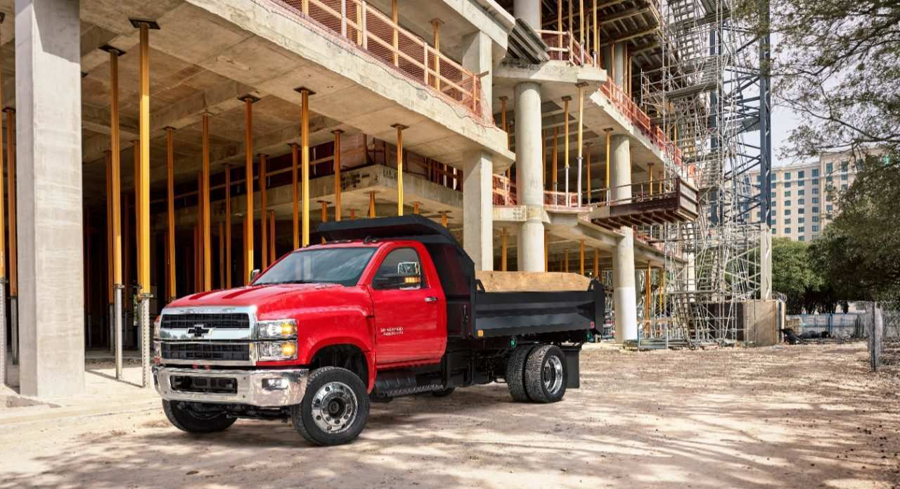 56 Gallery of 2019 Chevrolet Heavy Duty Trucks Exterior and Interior with 2019 Chevrolet Heavy Duty Trucks