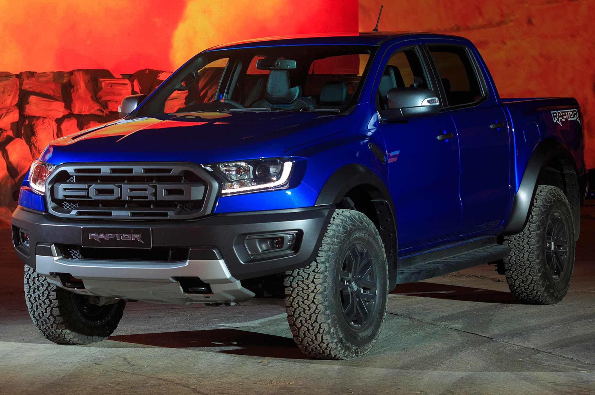 56 Gallery of 2019 Ford Ranger Raptor Reviews for 2019 Ford Ranger Raptor
