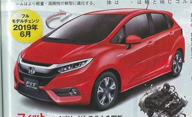 56 Gallery of 2019 Honda Fit Engine Photos for 2019 Honda Fit Engine