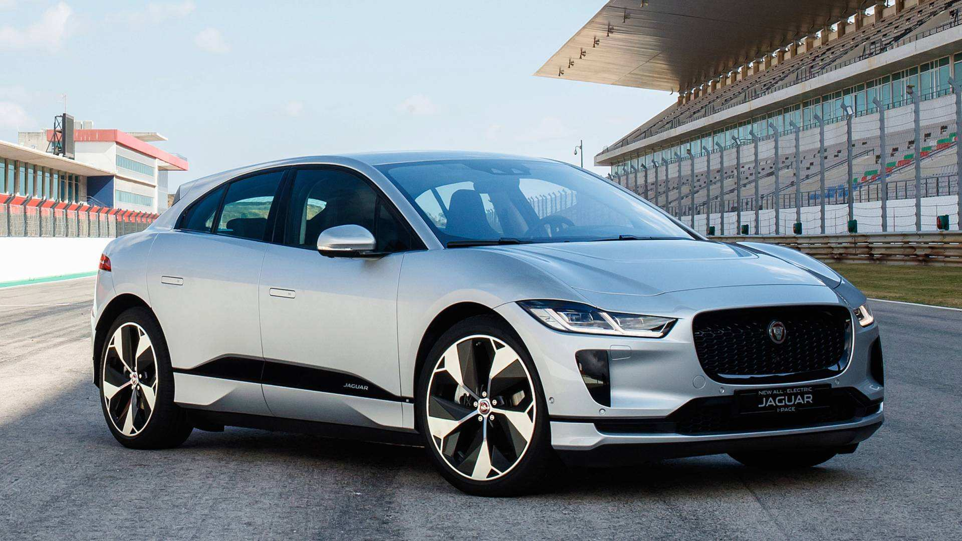 56 Gallery of 2019 Jaguar I Pace Electric Model for 2019 Jaguar I Pace Electric