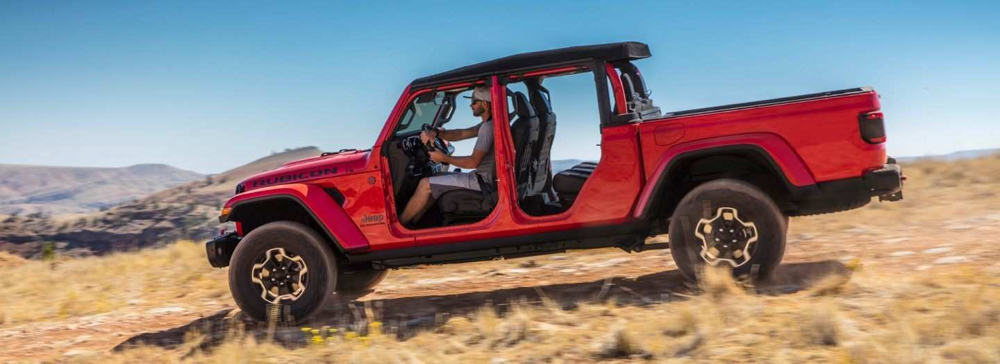56 Gallery of 2019 Jeep Gladiator Performance and New Engine for 2019 Jeep Gladiator
