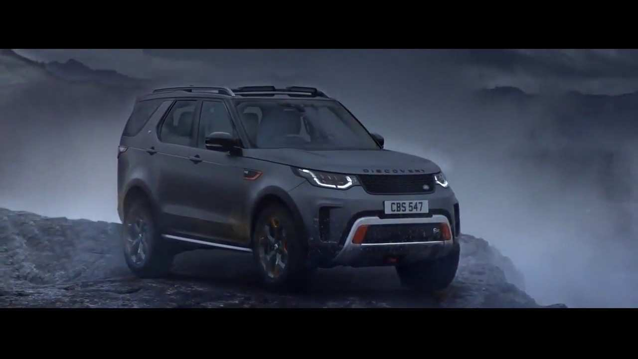 56 Gallery of 2019 Land Rover Discovery Svx Model for 2019 Land Rover Discovery Svx