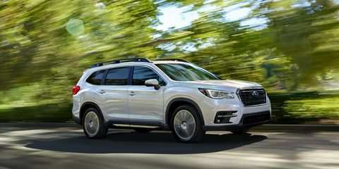 56 Gallery of 2019 Subaru Ascent Debut Research New for 2019 Subaru Ascent Debut