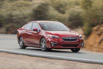 56 Gallery of 2019 Subaru Impreza Sedan Exterior and Interior with 2019 Subaru Impreza Sedan