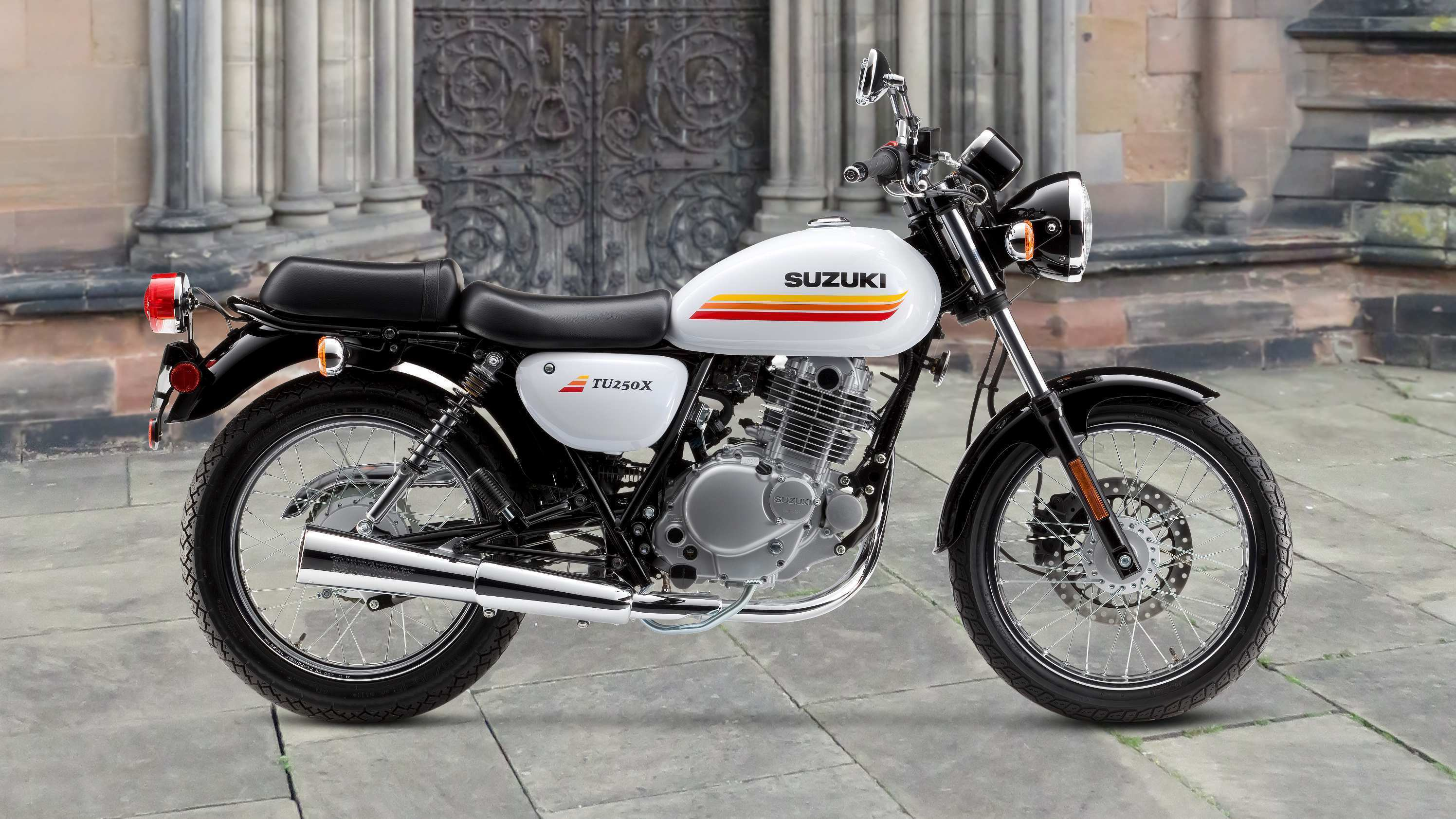 56 Gallery of 2019 Suzuki Tu250X Exterior for 2019 Suzuki Tu250X