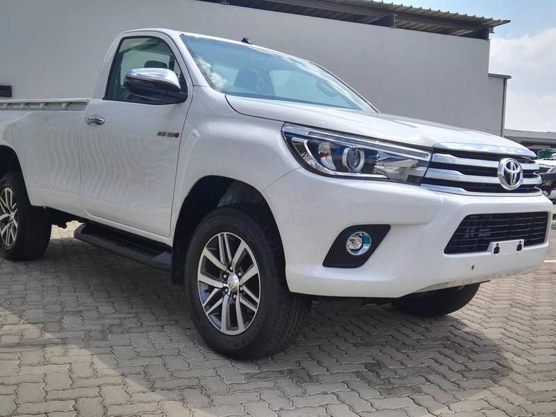 56 Gallery of 2019 Toyota Bakkie Specs and Review by 2019 Toyota Bakkie