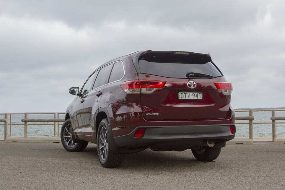 56 Gallery of 2019 Toyota Kluger First Drive for 2019 Toyota Kluger
