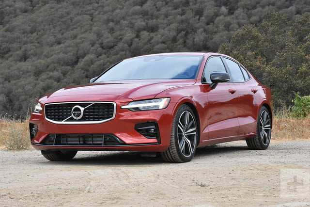 56 Gallery of 2019 Volvo S60 Redesign Style for 2019 Volvo S60 Redesign