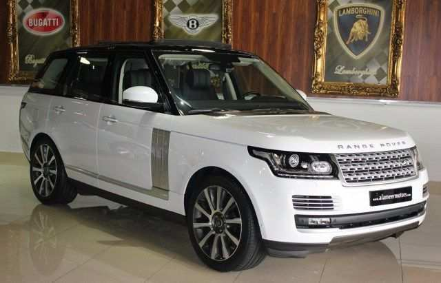 56 Gallery of Land Rover Range Rover Vogue 2019 Release with Land Rover Range Rover Vogue 2019