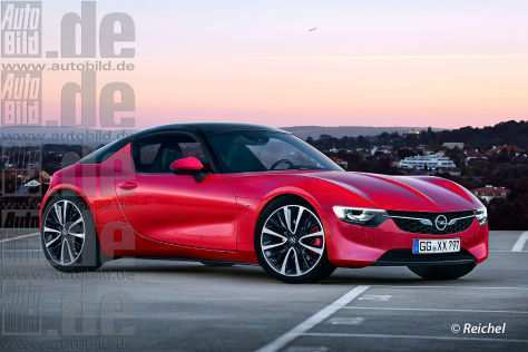 56 Gallery of Opel Coupe 2019 Speed Test with Opel Coupe 2019