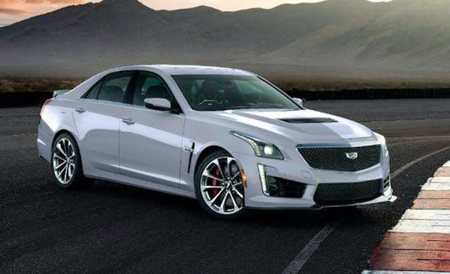 56 Great 2019 Cadillac Cts Release by 2019 Cadillac Cts