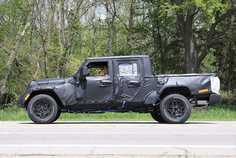 56 Great 2019 Jeep Diesel Truck Spy Shoot with 2019 Jeep Diesel Truck