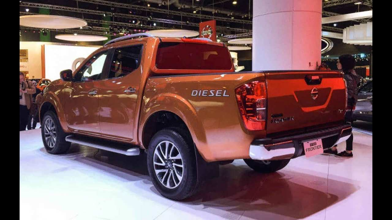 56 Great 2019 Nissan Frontier Specs Review for 2019 Nissan Frontier Specs