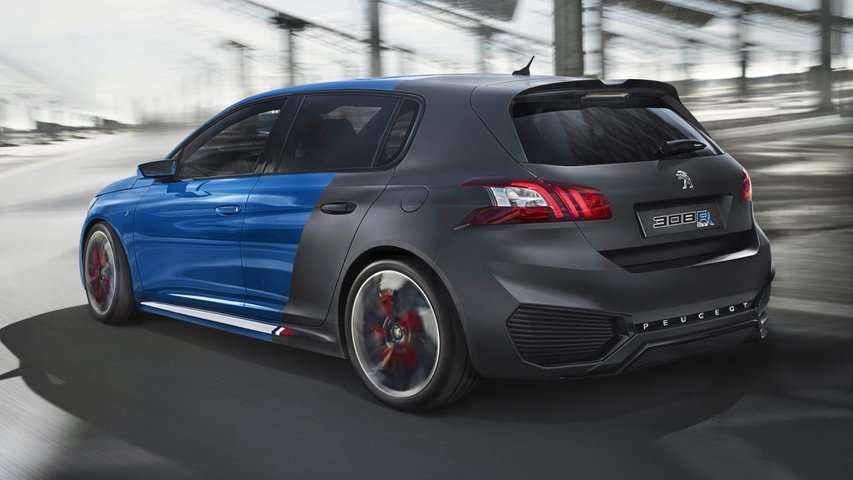 56 Great 2019 Peugeot 308 Gti Exterior and Interior for 2019 Peugeot 308 Gti