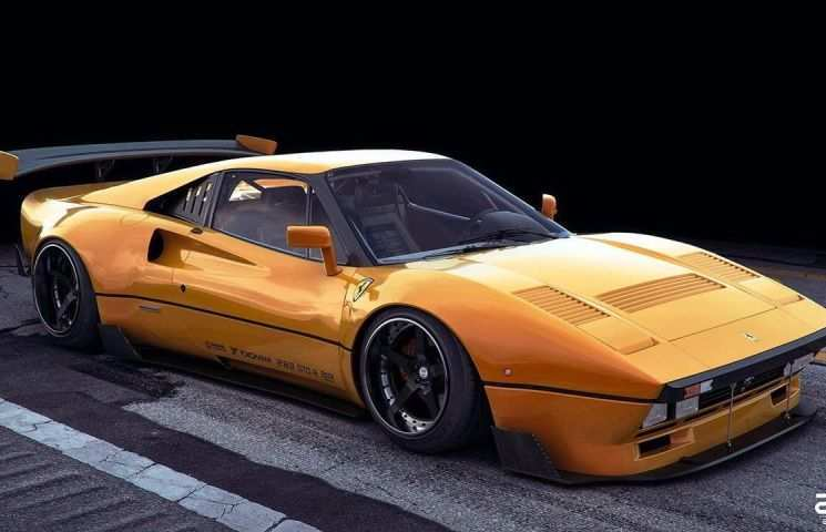56 Great 2020 Ferrari 288 Gto Rumors by 2020 Ferrari 288 Gto