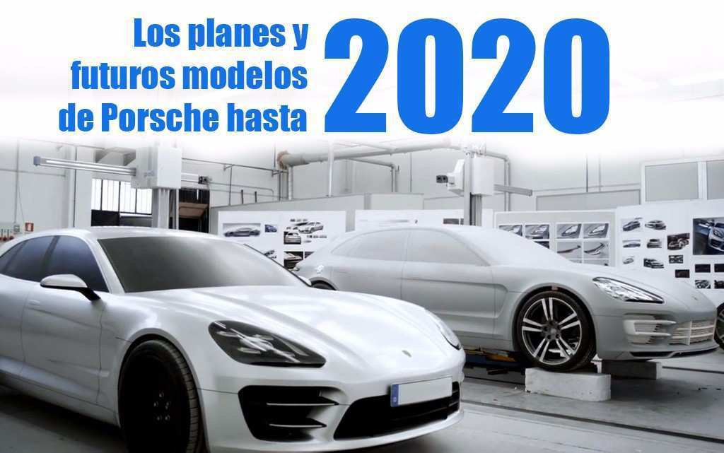 56 Great Porsche Pajun 2020 Performance and New Engine with Porsche Pajun 2020