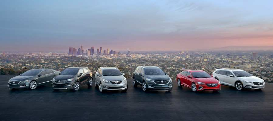 56 New 2019 Buick Lineup Ratings with 2019 Buick Lineup