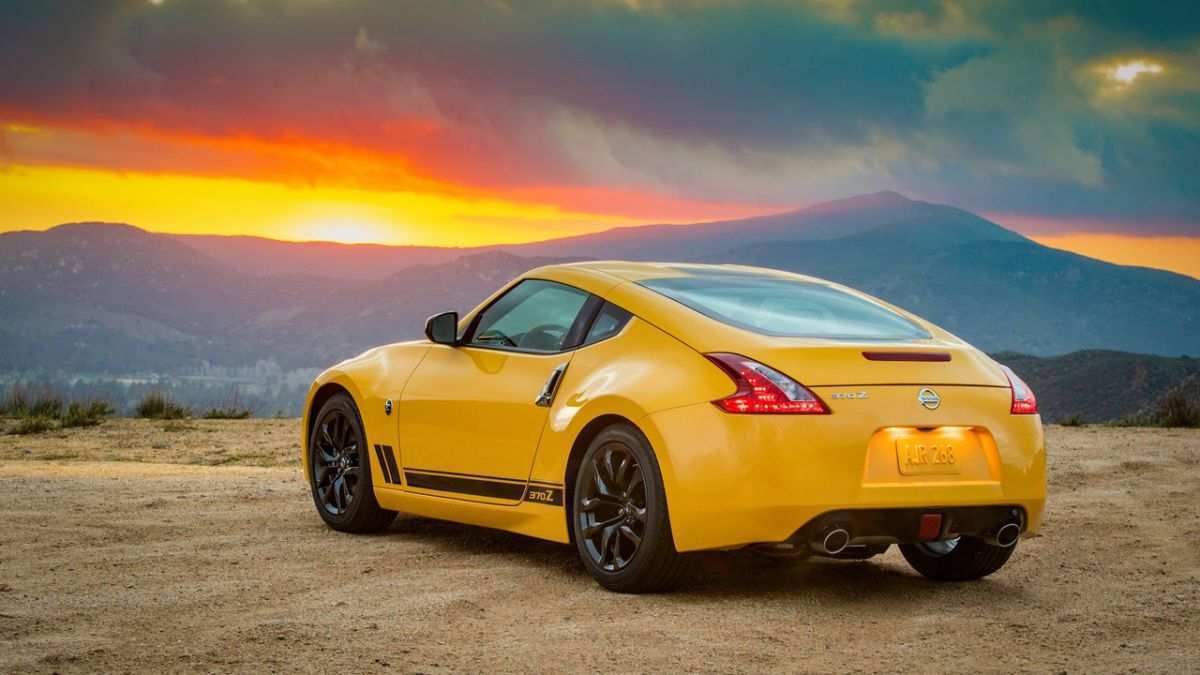 56 New 2019 Nissan 370Z Heritage Edition Release Date with 2019 Nissan 370Z Heritage Edition