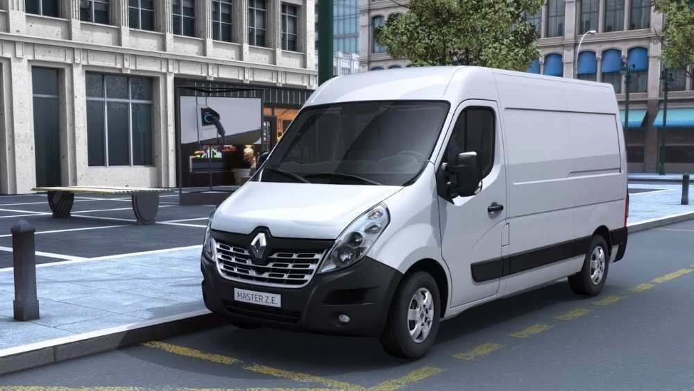 56 New 2019 Renault Master Model by 2019 Renault Master