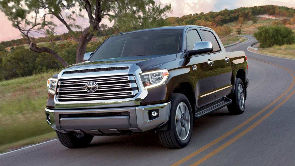 56 New 2019 Toyota Tundra Update Specs for 2019 Toyota Tundra Update