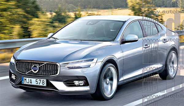 56 New 2019 Volvo S60 Redesign Photos by 2019 Volvo S60 Redesign