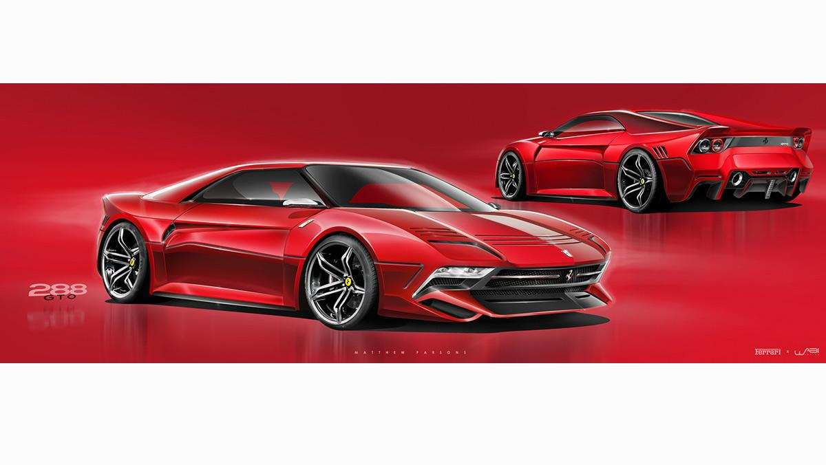56 New 2020 Ferrari 288 Gto Wallpaper with 2020 Ferrari 288 Gto