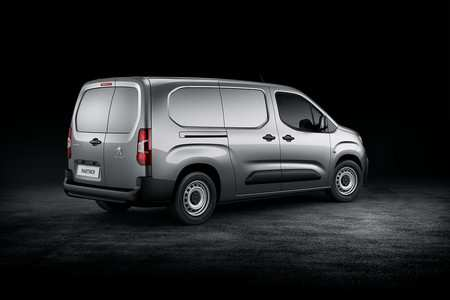 56 New Peugeot Partner 2020 Review by Peugeot Partner 2020