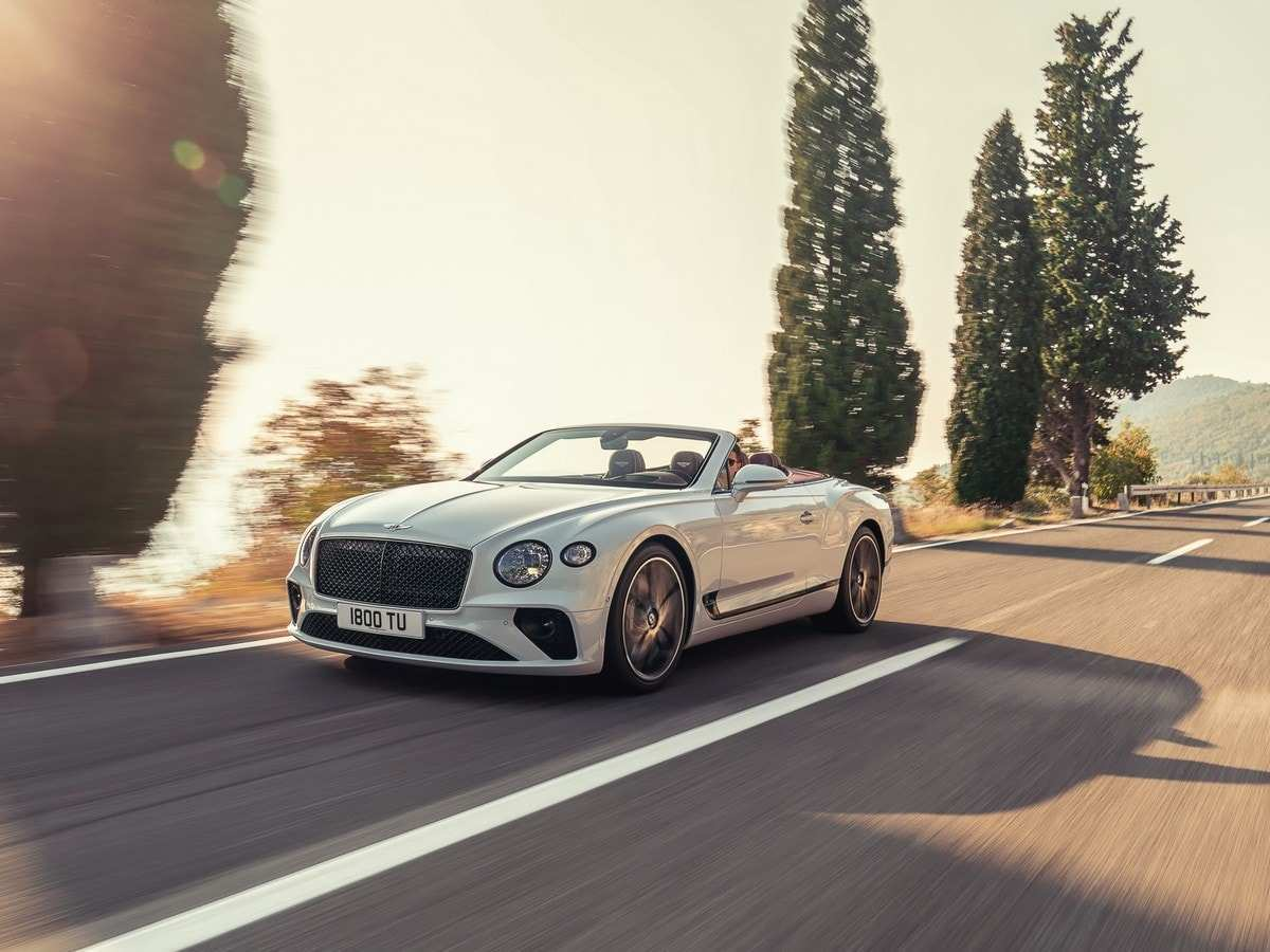 56 The 2019 Bentley Continental Gtc Spy Shoot by 2019 Bentley Continental Gtc
