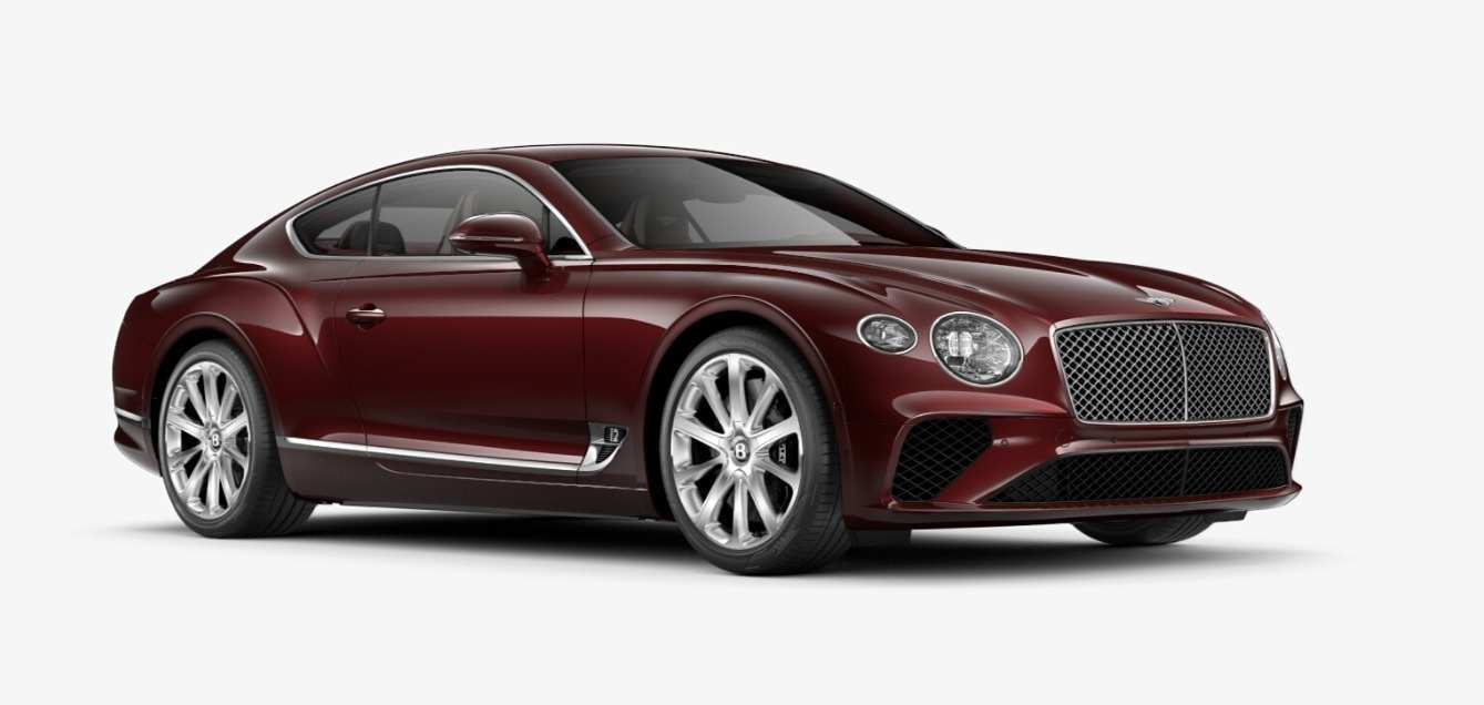 56 The 2019 Bentley Gt V8 Exterior and Interior with 2019 Bentley Gt V8