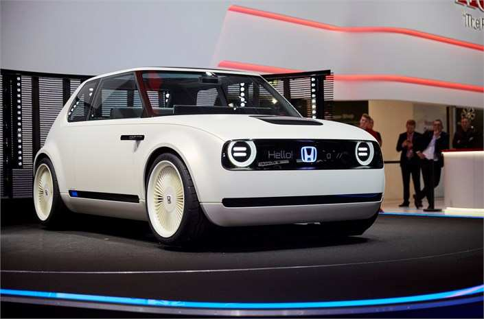 56 The 2019 Honda Electric Car Redesign for 2019 Honda Electric Car