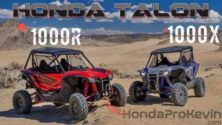 56 The 2019 Honda Talon Style by 2019 Honda Talon
