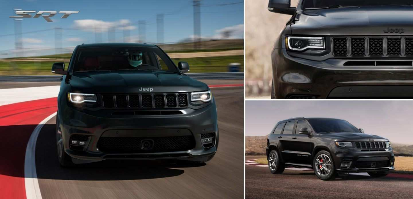 56 The 2019 Jeep Trackhawk History for 2019 Jeep Trackhawk