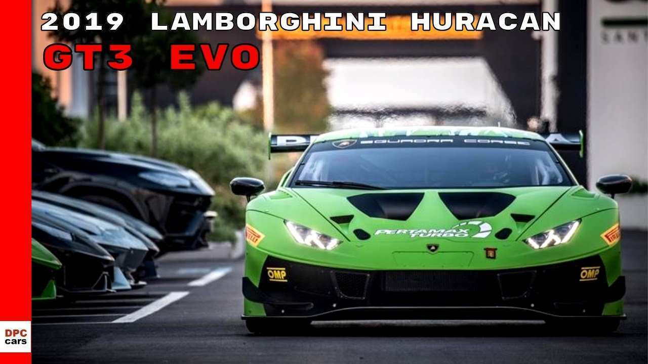 56 The 2019 Lamborghini Huracan Gt3 Evo Specs by 2019 Lamborghini Huracan Gt3 Evo