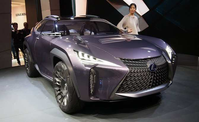 56 The 2019 Lexus Concept Interior by 2019 Lexus Concept