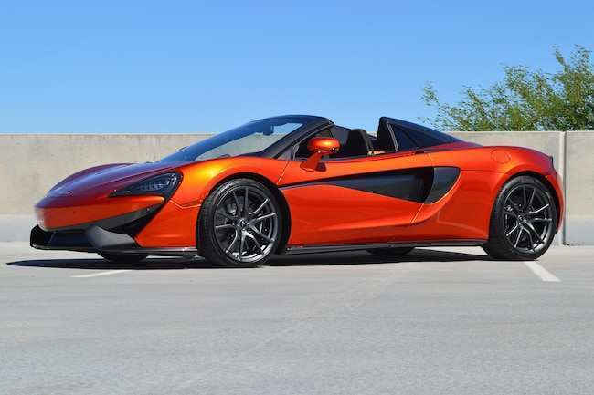 56 The 2019 Mclaren 720S Spider Ratings with 2019 Mclaren 720S Spider